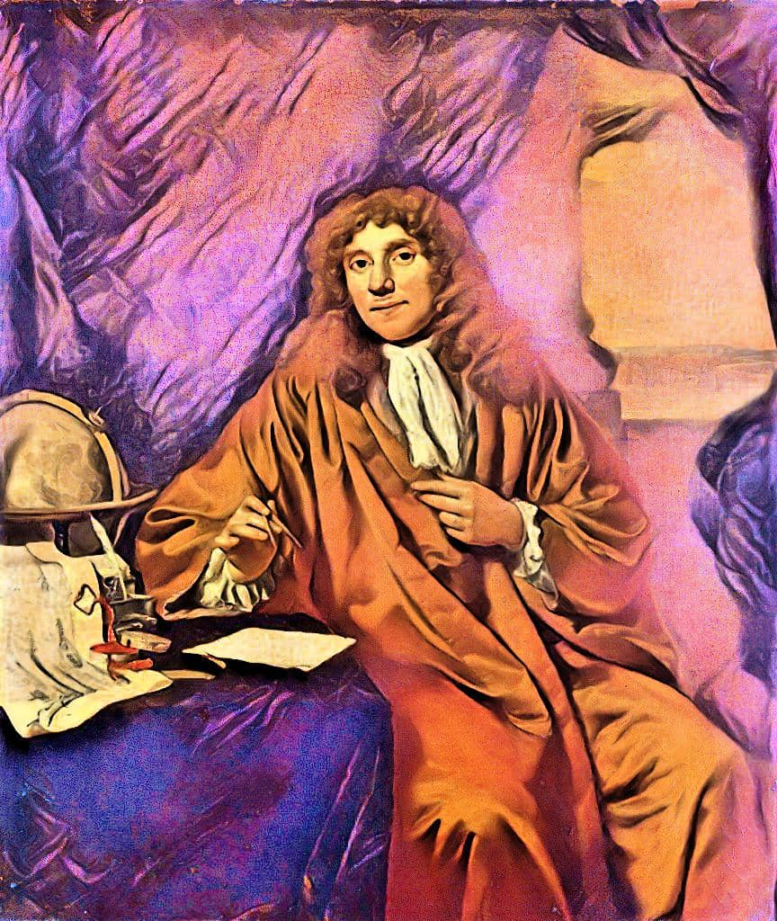 ANTONI VAN LEEUWENHOEK - WHO DISCOVERED BACTERIA - WHO FOUNDED BACTERIA